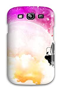 Vicky C. Parker's Shop 3573314K20684007 Perfect Love Is In The Sky Case Cover Skin For Galaxy S3 Phone Case