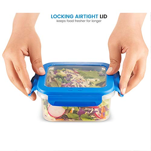 40-Piece Airtight Food Storage Containers Set