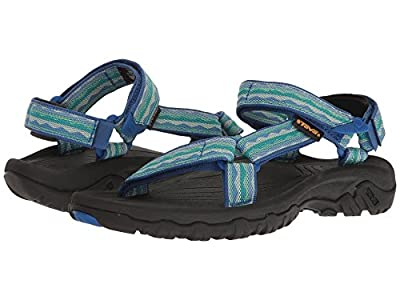 Teva Women's W Hurricane XLT Sandal (11 B(M) US / 42 EUR, Lagoon Blue)