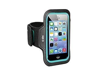 SBS TEARMBANDLK Brazalete caso Negro funda para teléfono móvil - fundas para teléfonos móviles (1 pieza(s), 90 mm, 40 mm, 180 mm, 68 g)