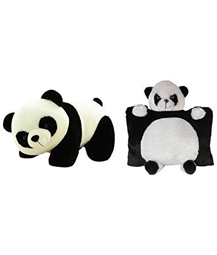 Deals India Panda Pillow And Panda Soft Toy