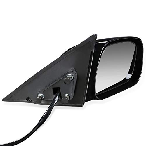 - DNA Motoring OEM-MR-TO1321210 Factory Style Powered Right Side Door Mirror