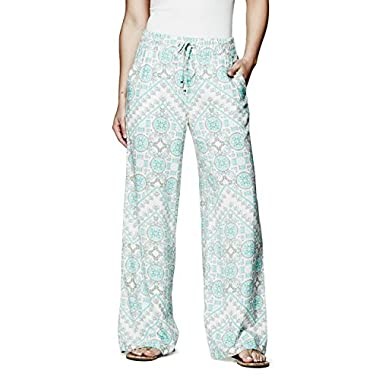 G by GUESS Women's Elsi Palazzo Pants