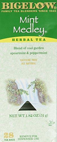 BTC10393 - Bigelow Mint Medley Herbal Tea - Mint Medley Herb Tea