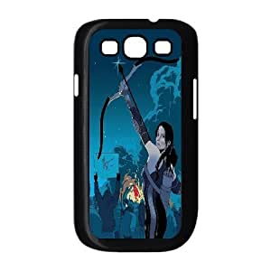 James-Bagg Phone case - Lord Of The Rings Pattern Protective Case For Samsung Galaxy Note 2 Case Style-18