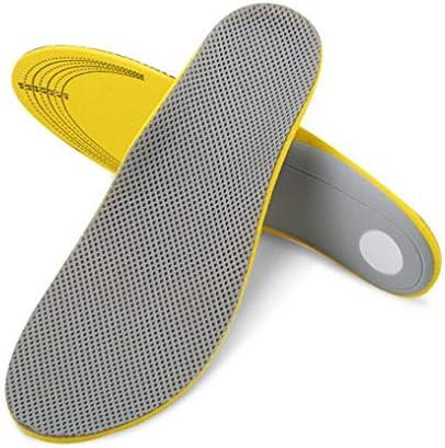 Unisex Adults Einlegesohlen fersensporn Schuheinlagen Arbeitsschuhe,orthopädische Massagedämpfung Atmungsaktiv weich, bequem,Stoßdämpfung für Fersenschutz und Fußbogenstütze