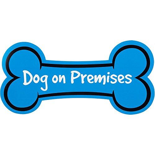 Hillman Sign Center -- Dog on Premises, 14.5