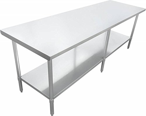 Zanduco 24'' X 36''-All Stainless Steel Worktable by Zanduco