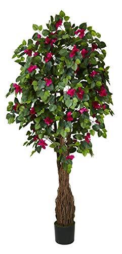 Artificial Tree -6 Foot Multi Vine Bougainvillea Tree