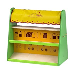 Branching Out Wooden Shop and Bakery Play Set by Branching Out