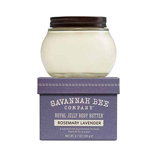 Royal Jelly Body Butter TUPELO Honey by Savannah Bee Company - 6.7 Ounce