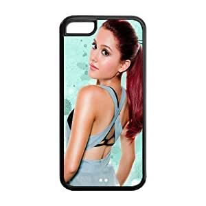 diy phone caseCustomize American Famous Singer Ariana Grande Back Case for ipod touch 5 Designed by HnW Accessoriesdiy phone case