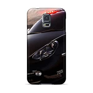 Waterdrop Snap-on Need For Speed Hot Pursuit Porsche Police Car Cases For Galaxy S5