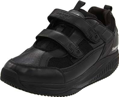 Skechers for Work Men's Soothe Work Shoe,Black,7 M US