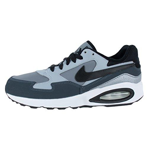 Nike, Sneaker donna Black/Grey/White 38