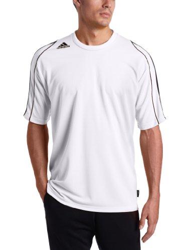 adidas Squadra II Soccer Jersey (White) - Small