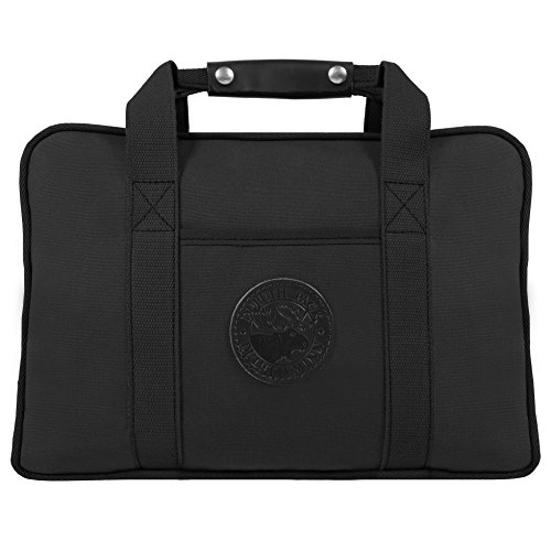(Duluth Pack Safari Portfolio Briefcase, Great Lakes, 11 x 16 x 4-Inch)
