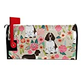 Lazzine English Springer Spanie Garden Mailbox Cover Magnetic