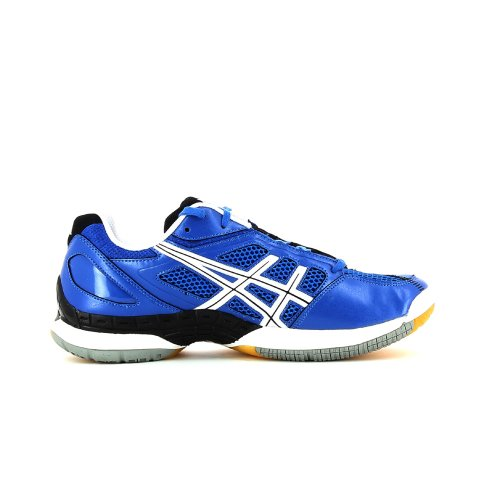 Asics Gel-Volley Elite - Scarpe da Pallavolo Uomo - Classic Blue/White/Black (4201)