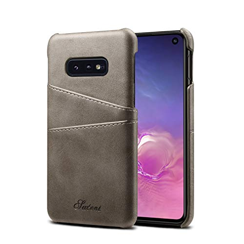 Samsung S10e Case Galaxy 5.8inches 2019,Slim Fit Cover Protective Grey PU Leather Back Credit Card Holder Men Boy Women Girl Phone Shell (Hello Kitty Neo Phone)