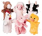 : Farm Puppets (Set of 8)