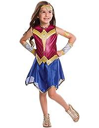 Costume Batman vs Superman: Dawn of Justice Wonder Woman Value Costume, Small