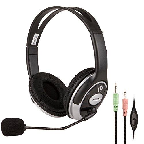 Vivitar Pro Stereo Headset with Boom Mic (V79263)