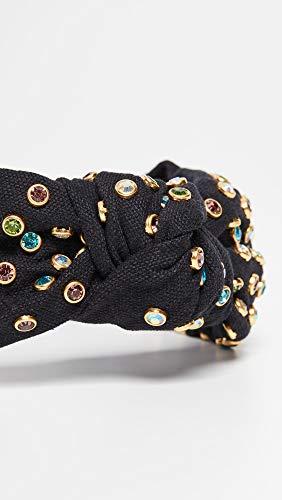 Lele Sadoughi Women's Multicolor Crystal Headband