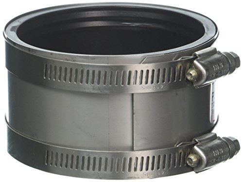 Fernco P3000-33 3-Inch  ProFlex Shielded Specialty Couplings