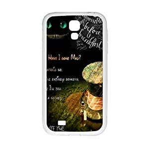 Alice in wonderland Phone Case for Samsung Galaxy S4 Case