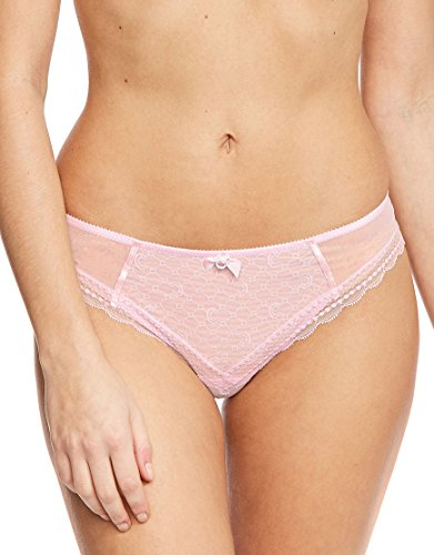 Chantelle Womens C Chic Sexy Brazilian Brief Size XSmall in Pink