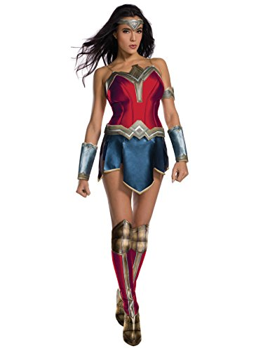 Justice League Womens Secret Wishes Wonder Woman Costume -