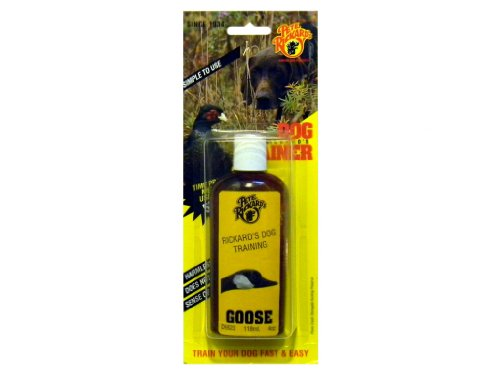 Pete Rickard's Goose Dog Training Scent, 4-Ounce