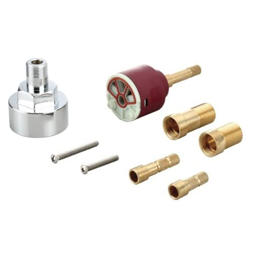 Image of Home Improvements Danze D130001B Deep Wall Extension Kit For 1/2-Inch Shower Diverter Control Valve