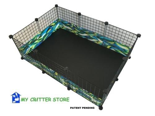 Guinea Pig Hedgehog CAGEGUARD C&C Cage 2016 DESIGN (Manda...