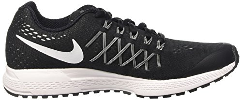 Nike Zoom Pegasus 32 (gs), Unisex-Kinder Outdoor Fitnessschuhe Multicolore (Black/White-Dark Grey-Pr Pltnm)