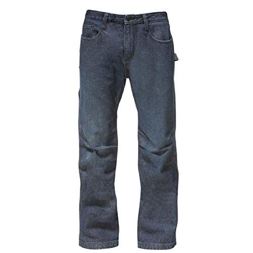 Caterpillar C1811066 Herren Arbeitshose Jeans (36W x Lang) (Denim)