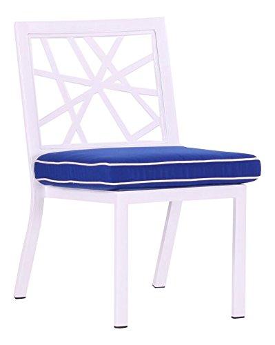 Sierra Dining Chair - Koverton Parkview Knest Armless Dining Chair, SPECTRUM SIERRA-Textured Black Frame