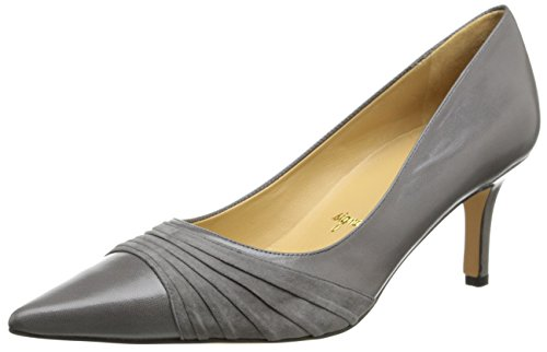 Trotters Women's Alexandra Dress Pump,Dark Grey,7.5 W US by Trotters