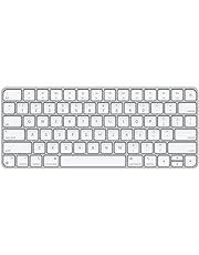 Apple MagicKeyboard (Nieuwste Model) - amerikansk engelsk - zilver