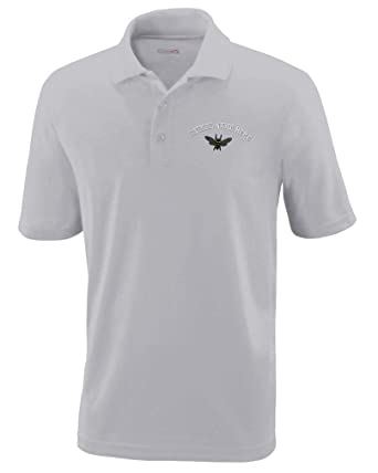 2d0a4be4e1b Image Unavailable. Image not available for. Color  Custom Polo Performance  Shirt Flying Bee Embroidery Animal ...