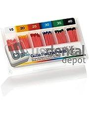 META - Gutta Percha Points Color Coded Spill Proof #15-120pk [ guttapercha gutapercha] 107603 Us Dental Depot