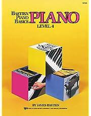 Bastien Piano Basics: Level Four