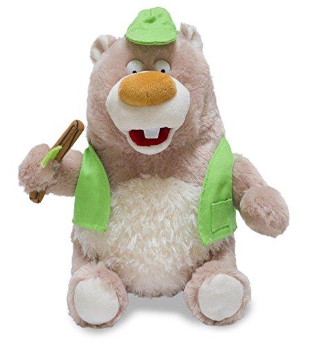 Cuddle Barn Woodchuck Chuck teaches kids how to sing fun ton