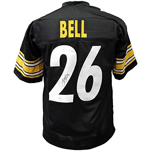 LeVeon Bell Pittsburgh Steelers Autographed Signed Custom Jersey - JSA - Hand Jersey Steelers Signed