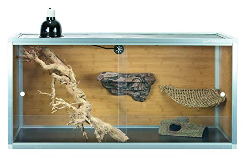 (Zen Habitats 4'x2'x2' Reptile Enclosures with Substrate Shield )