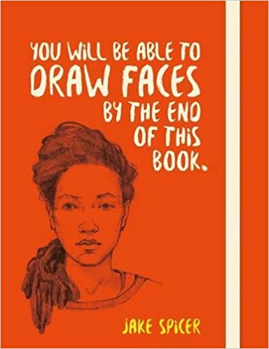 Book You Will be able to draw faces by the end of this book