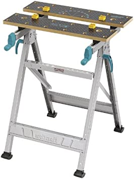 Workbench Wolfcraft 6177000 Master 200 Pliant Outil Banc Table