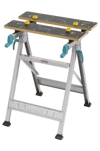 Wolfcraft 6177000 Master 200 Folding Workbench Fixings and Hardware Items Toolstorage and Workbenches Workmates Trestles