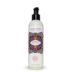 Bourgeois Buddha AWAKEN: Jojoba & Citrus Cleanser for Face & Body. Deep cleansing, Glycolic Acid, Salicylic Acid, Lactic Acid. Jojoba micro-beads, Antioxidants, Vitamins A, C, E. Essential oils. Vegan